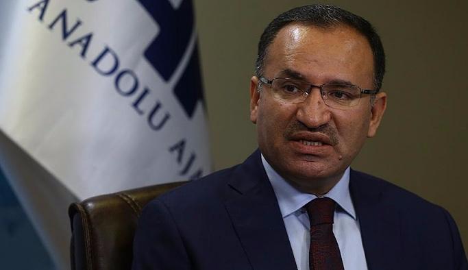 Bozdağ: CHP'liler resmen yalan söylüyor