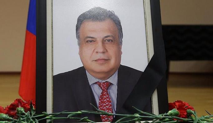 Büyükelçi cinayetinde serginin organizatörü tutuklandı