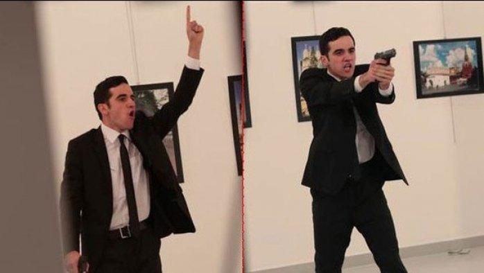 Büyükelçi suikastinde serginin organizatörü de şüpheli