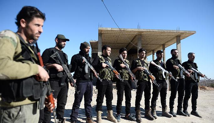 Cerbalus'a gönderilen polisler göreve başladı