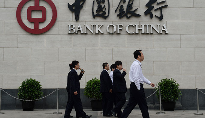 Çin bankası 300 milyon dolarlık sermayeyle Türkiye'de
