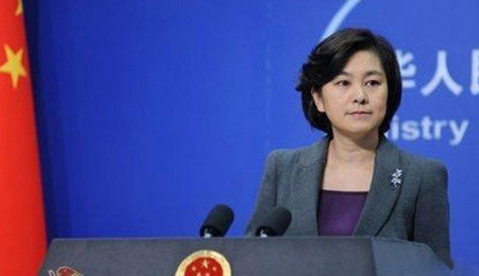 Çin'den Japonya'ya 'gerginlik' suçlaması
