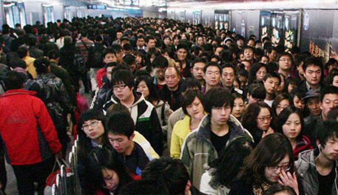 Çinliler yeniden çoğalmaya başladı