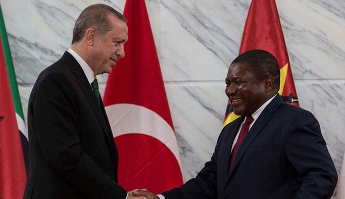 Cumhurbaşkanı Erdoğan: Ticaret hedefimiz 500 milyon dolar