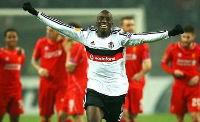 Demba Ba Beşiktaş için geliyor