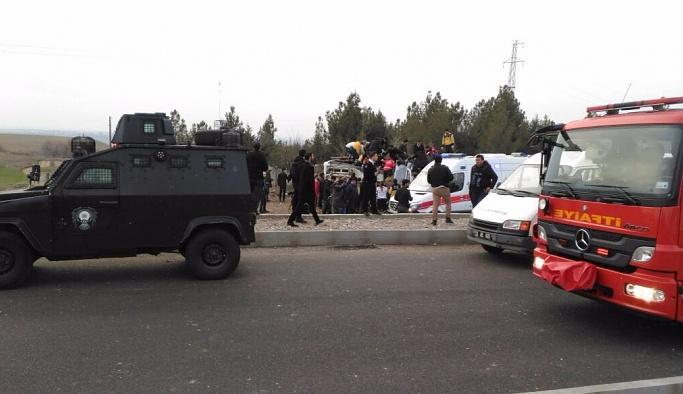 Diyarbakır'da polise saldırı: Şehit ve yaralılar var