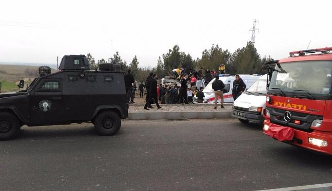 Diyarbakır'daki saldırıda şehit sayısı 4'e çıktı