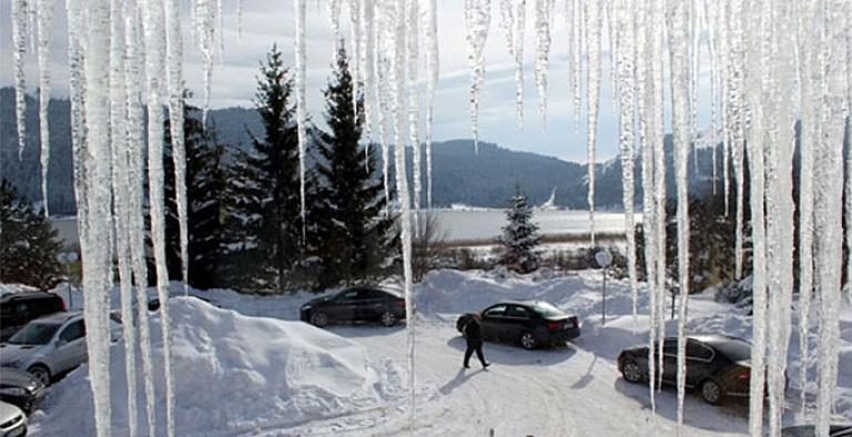 Doğuda 5 şehirde buzlanma riski