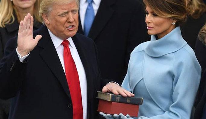 Donald Trump dönemi resmen başladı