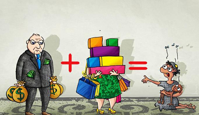En zengin 8 kişi dünyanın yarısına eşit