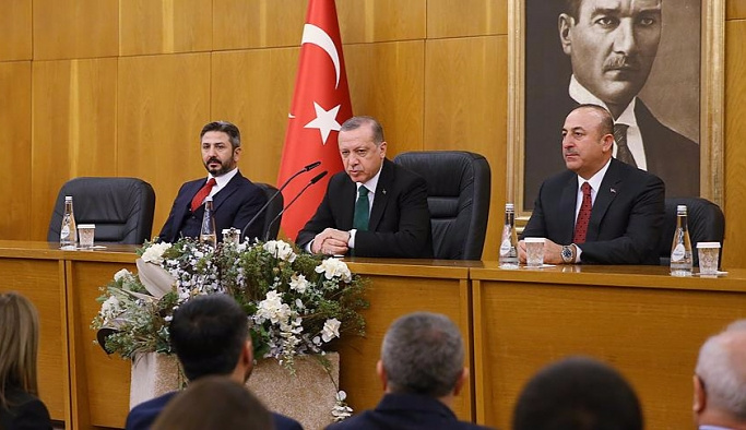 Erdoğan'dan MHP'li bakan sorusuna cevap