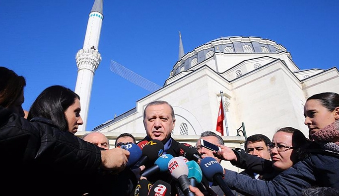 Erdoğan: Kimse şu dövizi biriktirmesin