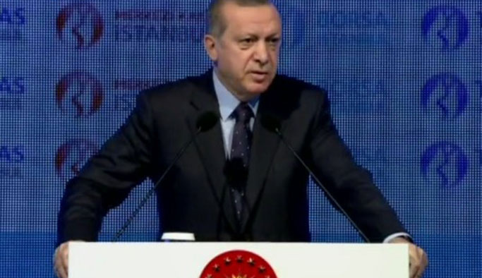 Erdoğan: Döviz ile üzerimize geliyorlar, varsın gelsinler