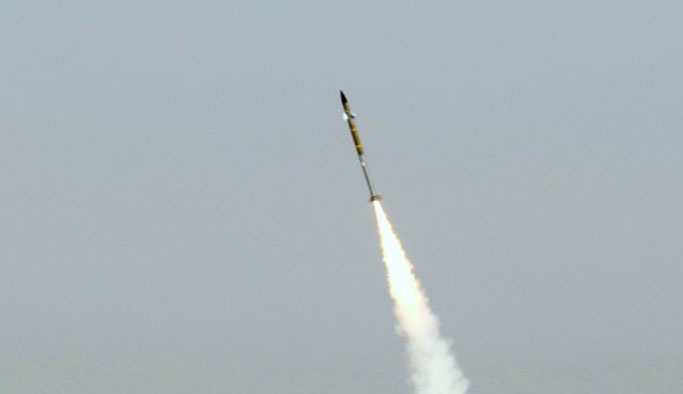 Hakkari'de güdümlü uçaksavar roketi ele geçirildi