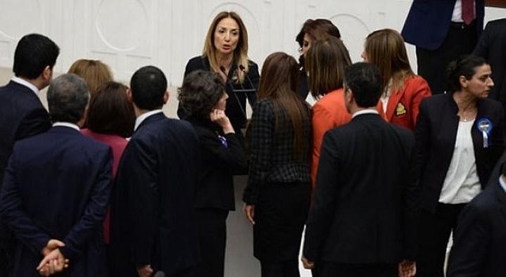 HDP milletvekillerinden 'kavga' açıklaması
