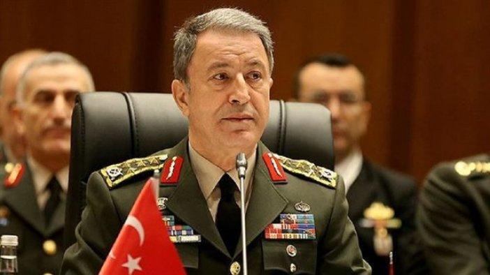 Hulusi Akar'dan NATO'ya 'sorumluluk' çağrısı