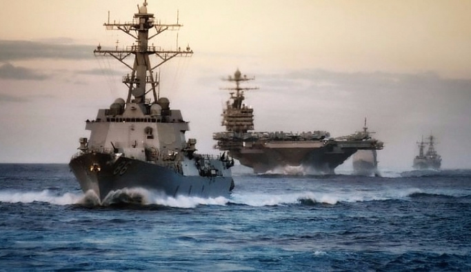 Hürmüz Boğazı'nda ABD-İran gerilimi
