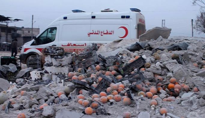 İdlib'de ateşkes ihlali: 10 ölü, 21 yaralı