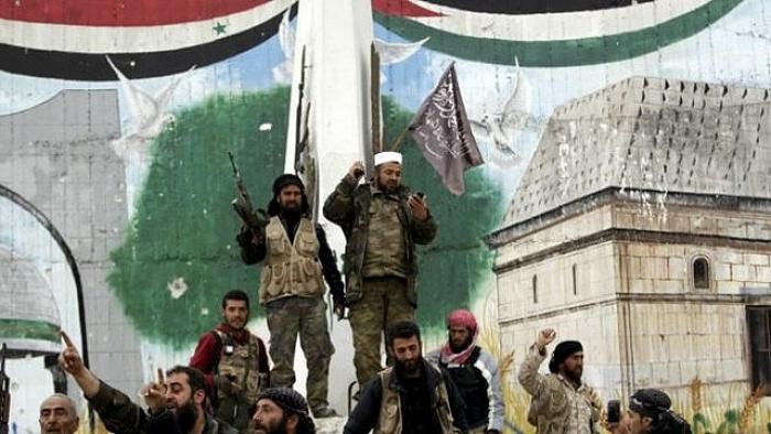 İdlib'in idaresi sivillere devredildi