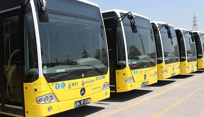 İETT otobüs işlerini bırakıyor