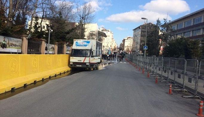 İstanbul valiliğinden 'freni patlayan kamyon' açıklaması