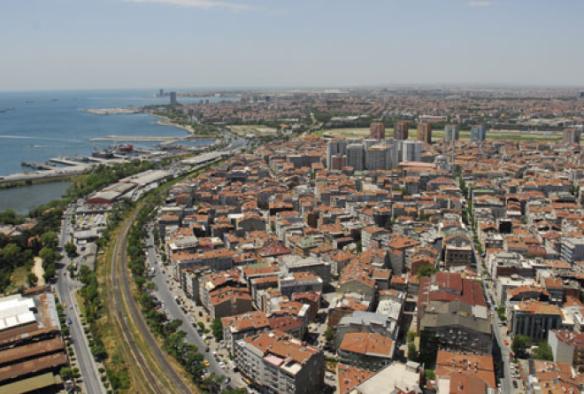 İstanbul'un kalabalık ilçelerinde konut fiyatları arttı