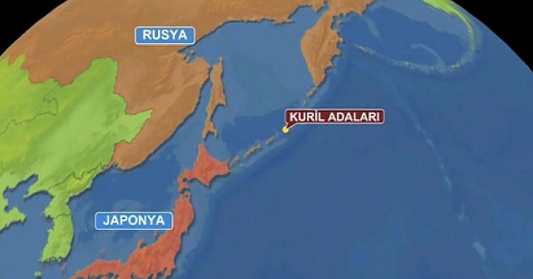 Japonya-Rusya arasında Kuril açılımı