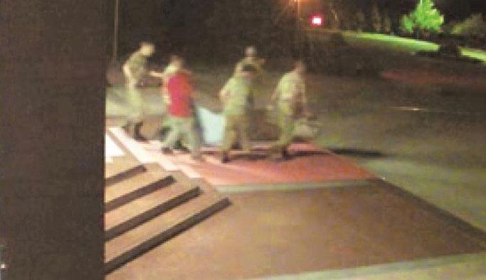 Kaçak bordo bereli darbeciler hücre evinde yakalandı