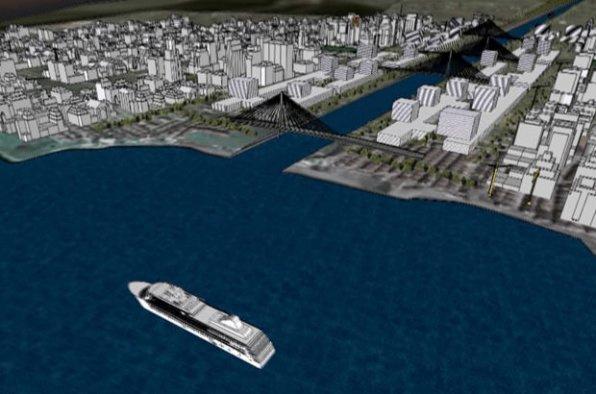 Kanal İstanbul'un toprağıyla adalar yapılacak