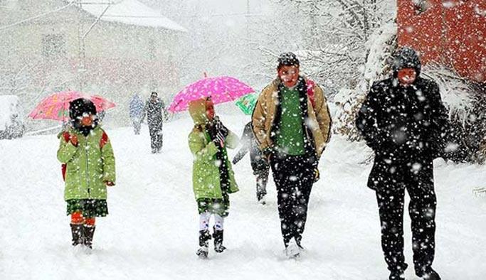 Kar yağışı beklenen iller