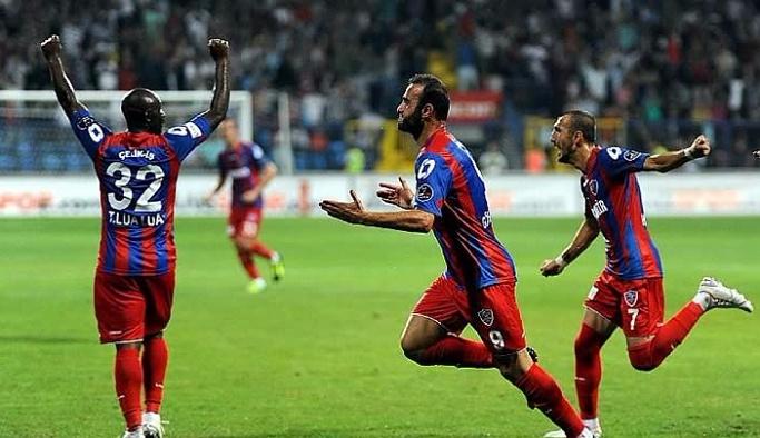Kardemir Karabükspor lige galibiyet ile başladı