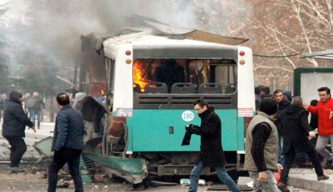 Kayseri saldırısındaki 5 şüpheli asker tutuklandı