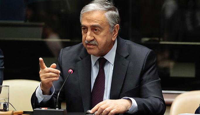 Kıbrıs Müzakerelerinde pürüz