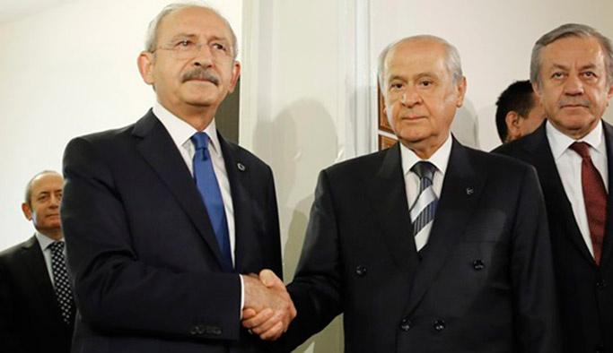 Kılıçdaroğlu, Bahçeli'den randevu talep etti