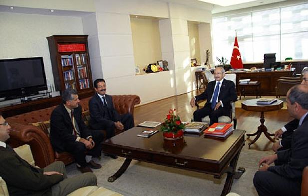 Kılıçdaroğlu 'Gezici sendikalar'la bir araya geldi