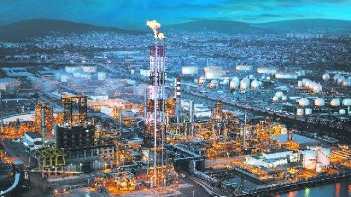 Kocaeli'de tehlikeli fuel oil sızıntısı