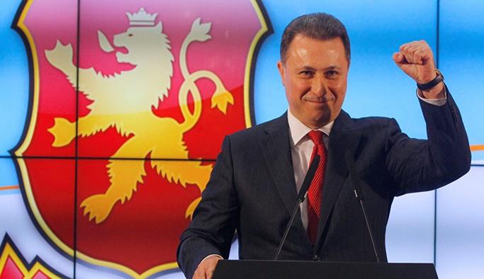 Makedonya'da hükümet kurma görevi eski başbakan Gruevski'ye verildi
