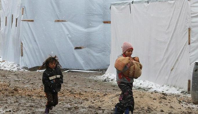 Malezyadan Suriyelilere Yardım