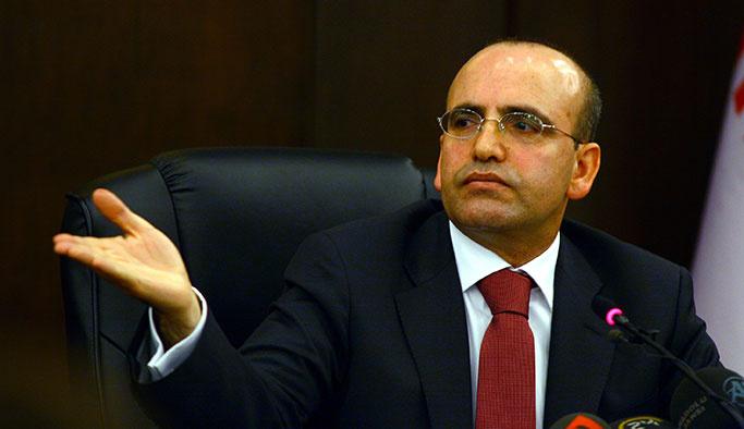 Mehmet Şimşek'ten 'Esad' haberine yalanlama