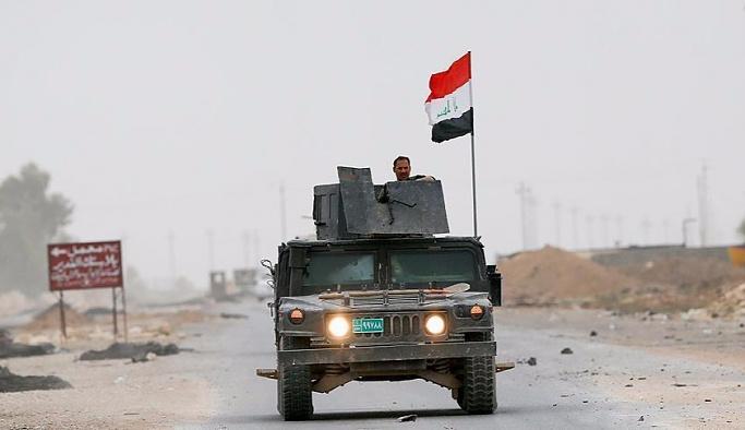 Musul'un güneyi Irak ordusunun eline geçti