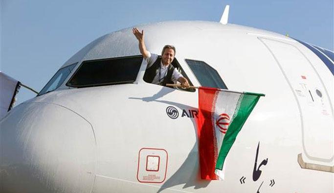 Nükleer anlaşmanın İran'a ilk meyvesi: Sıfır bir yolcu uçağı