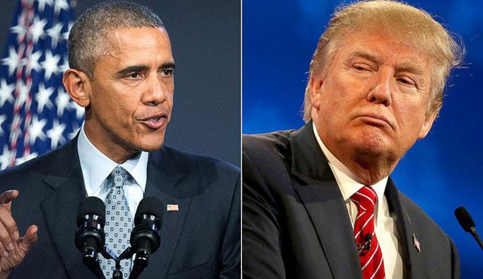 Obama, Abbas'ı; Trump Netanyahu'yu tercih etti