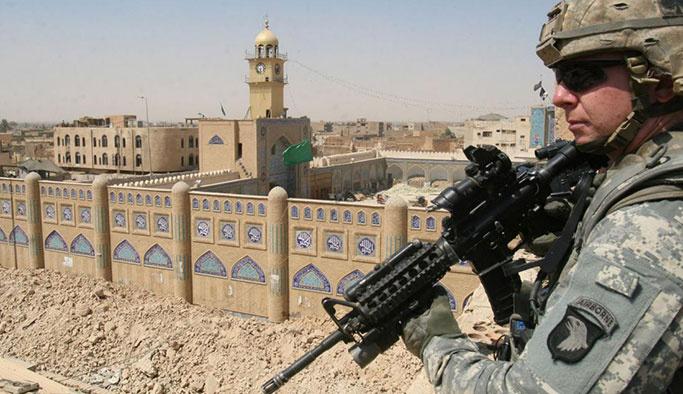 Obama giderayak Irak'a yeni işgal askeri gönderdi