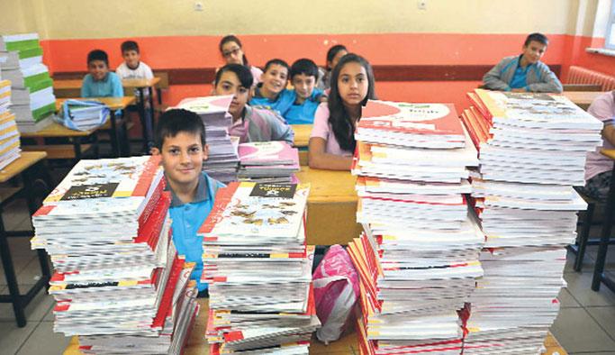 Okullarda MEB kitapları dışında kitaplara yasak