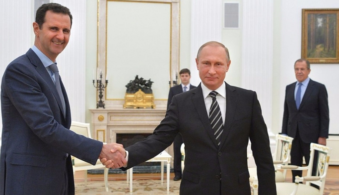 Rusya'dan Esed rejimine ateşkes uyarısı