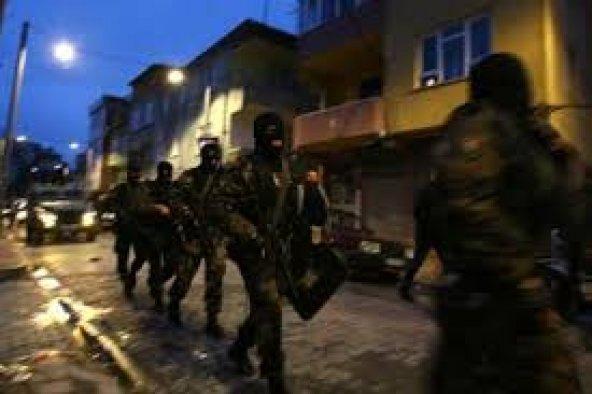 Saldırı hazırlığındaki 5 DHKP-C'li yakalandı