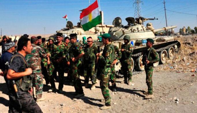 Terör örgütü PKK, Peşmerge kaçırdı
