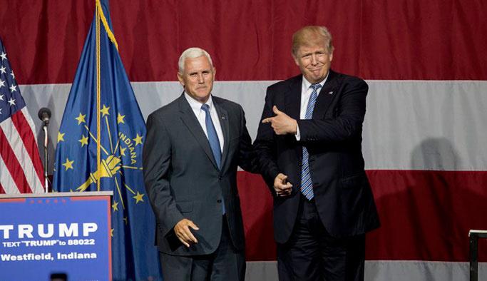 Trump'ın kabinesinde kim kimdir?
