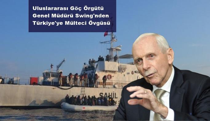 """""""Türkiye 2016'da 37 bin göçmeni ölümden kurtardı"""""""