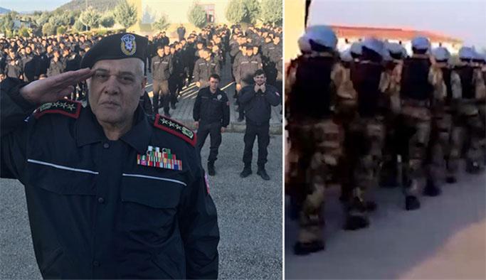 Türkiye'de eğitilen Suriyeli polisler ülkelerine dönüyor